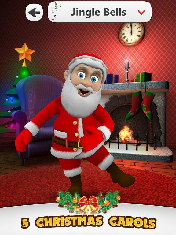 App shopper santa claus fun christmas games