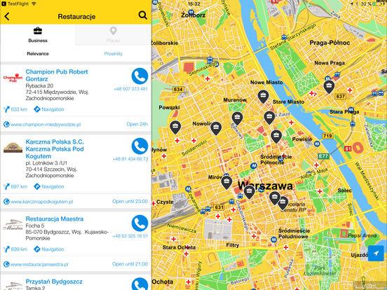 pf.pl iPad Screenshot 2