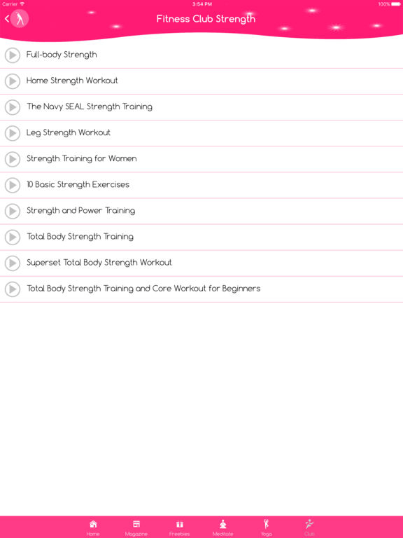 Personal Trainer On The App Store