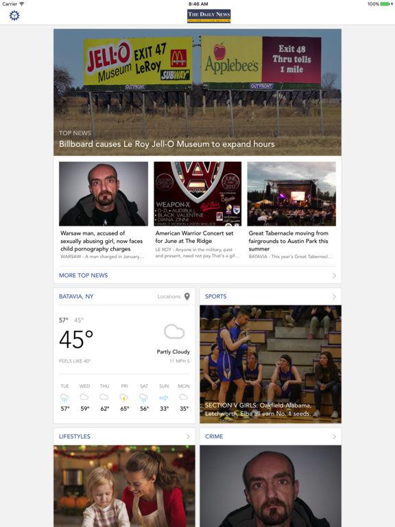 App Shopper: Batavia Daily News (News)