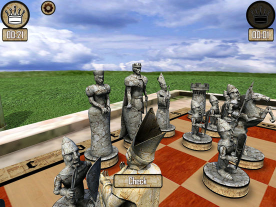 Warrior Chess HD Screenshots