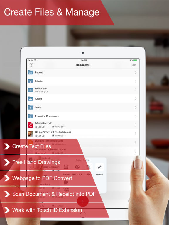 PDF Export - Photos to PDF and Converter Screenshots