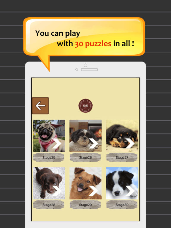 Jigsaw puzzle screenshot 6