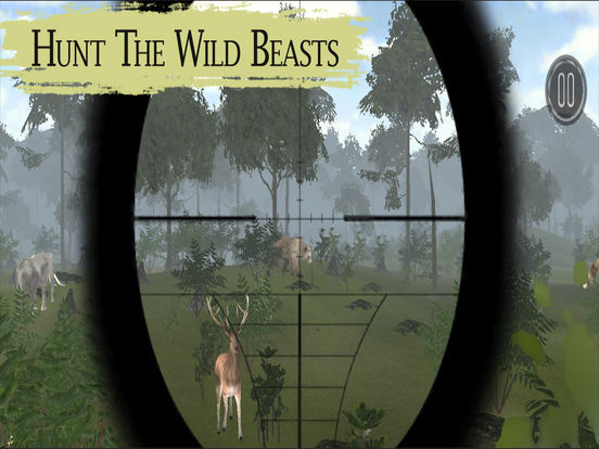Ultimate Beast Shooting: Jungle Hunting Experience screenshot 8