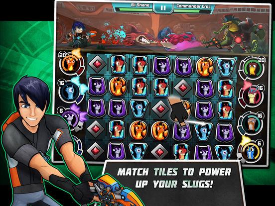 Slugterra: Slug it Out 2 screenshot 7