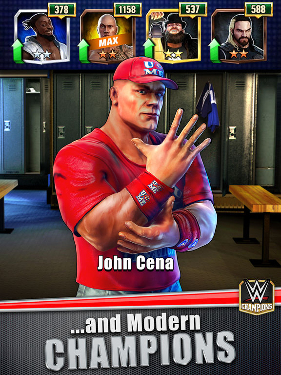 Image of WWE: Champions - Free Puzzle RPG for iPad