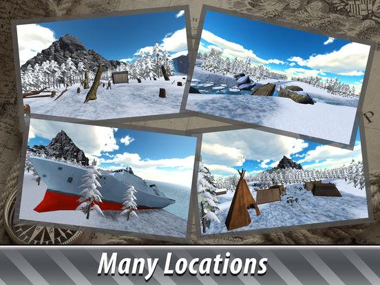 Winter Animal Hunter 3D Full screenshot 7