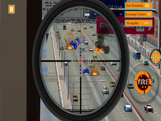 Traffic Shooter screenshot 5