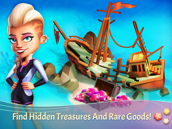 FarmVille: Tropic Escape screenshot 9