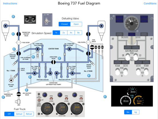 App Shopper  Boeing 737 Fuel System  Education