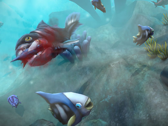 Pro fish simulator feed and grow battle by jordan gwenny for Battle fish 2
