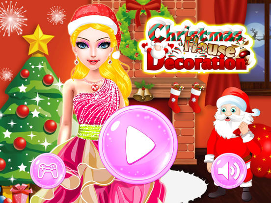 App Shopper Christmas House Decoration Free Girly Games
