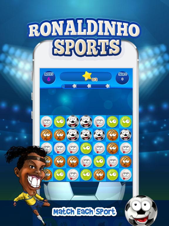 Ronaldinho Sports ™ screenshot 7