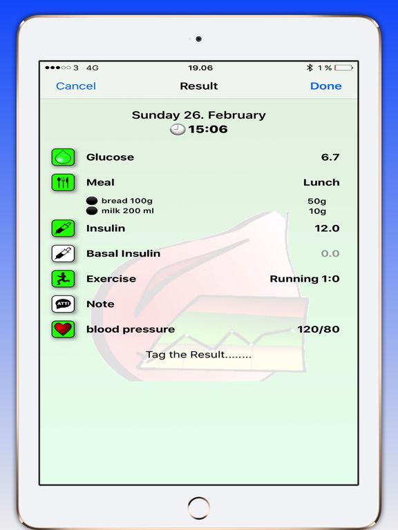 DiabetesDocs Screenshots