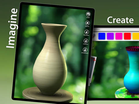 Let's create! Pottery HD Screenshot