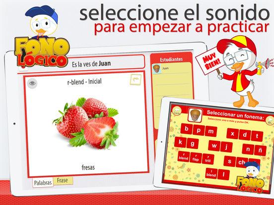 Smarty Speech - Spanish iPad Screenshot 3
