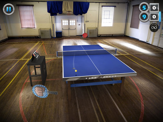 Table Tennis Touch Скриншоты9
