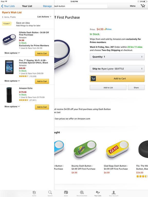 Amazon Mobile screenshot 8
