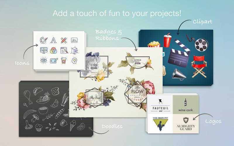 Elements Lab - Templates for iWork 앱스토어 스크린샷