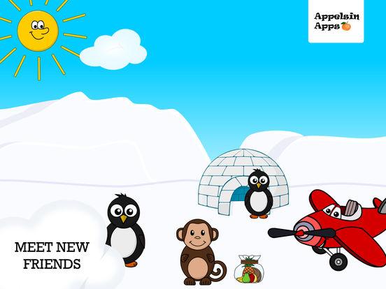 Monkey Moe World Traveler - Geography kids apps для iPad