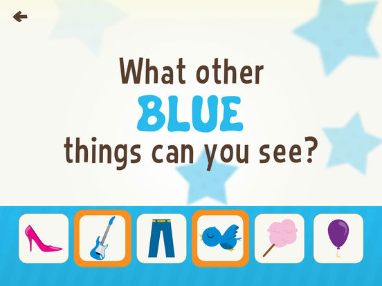 Toddler Learning Games Ask Me Color & Shape Games Screenshots