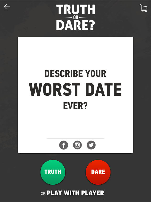 Dirty truth or dare extreme dare edition