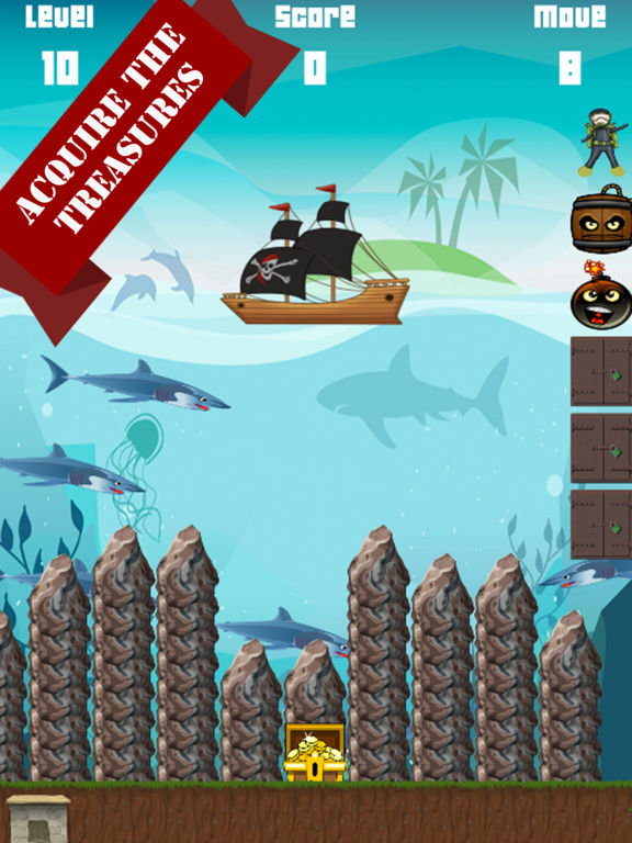 Pirate Master - Treasure Hunter Screenshots
