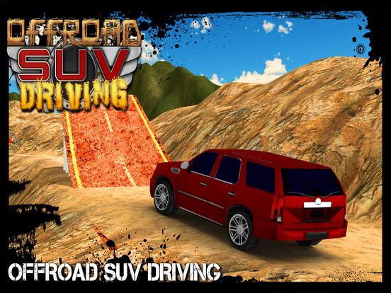 Screenshot #1 for Offroad SUV Driving & Simulator