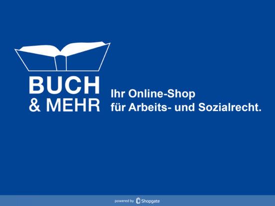 Buch & Mehr iPad Screenshot 1