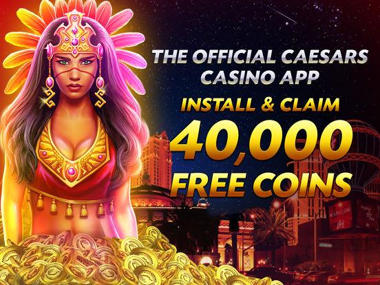 Caesars Casino – Slot Machine Games iPad