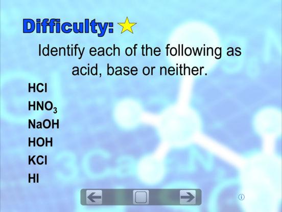 Chemistry Flashcard(s) iPad Screenshot 3