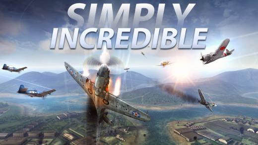 Sky Gamblers: Storm Raiders Screenshots