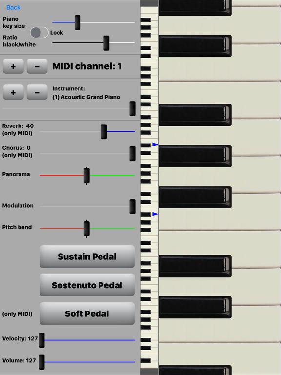 MIDItoolsPlus Screenshots