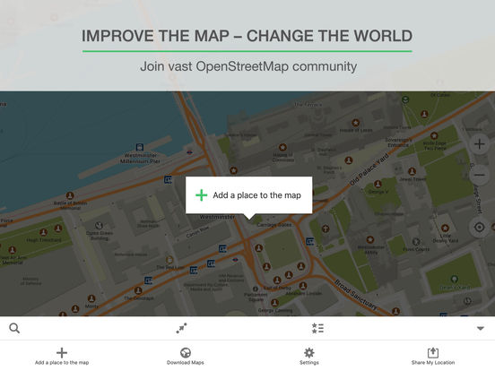 MAPS.ME – Offline Map with Navigation & Directions Screenshots