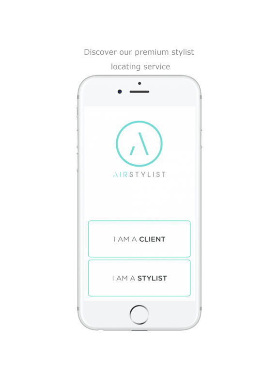 Screenshot #1 for AirStylist