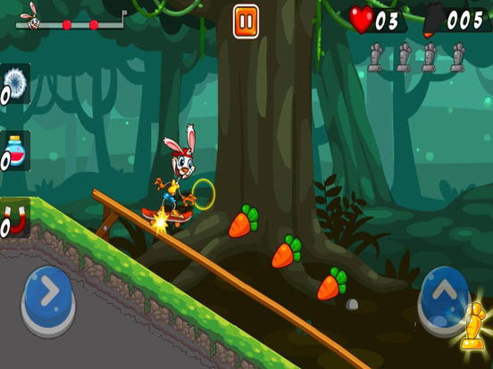 Bunny Boarding screenshot 3