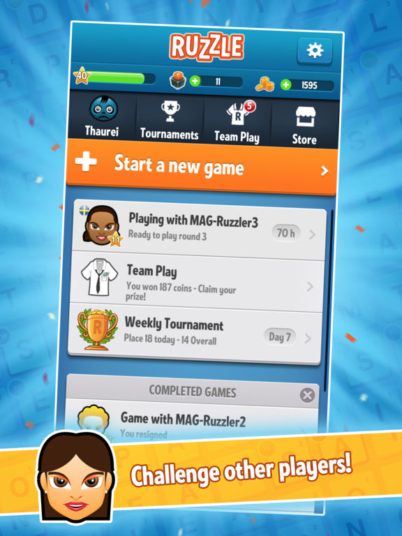 Ruzzle screenshot 7