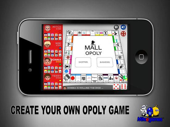 Mall - Opoly screenshot 4