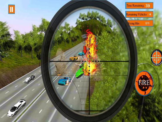 Traffic Shooter screenshot 4