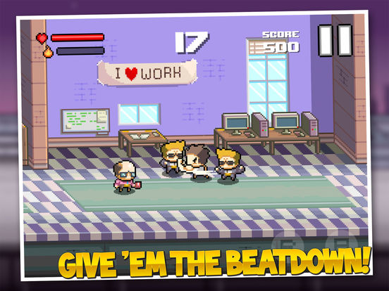 Beatdown! Screenshots