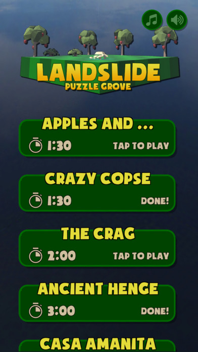 Landslide: Puzzle Grove screenshot 1
