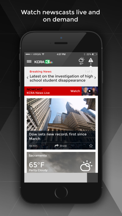 KCRA 3 News Sacramento breaking news and weather on the