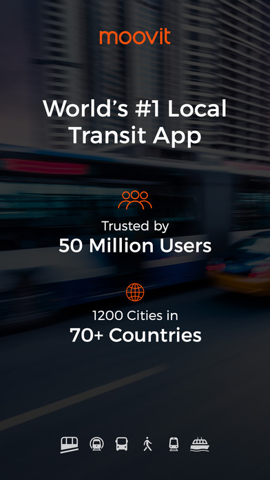 download Moovit: Live Transit App For Bus, Train & Subway apps 3