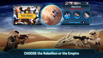 Screenshot #10 for Star Wars™: Commander