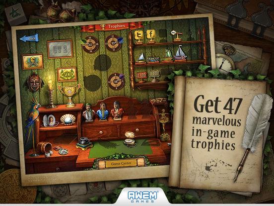 Screenshot #5 for Golden Trails 2: Hidden Object Adventure