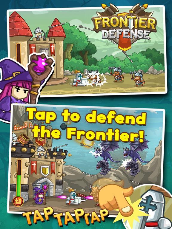 Frontier Defense (2017) Screenshot