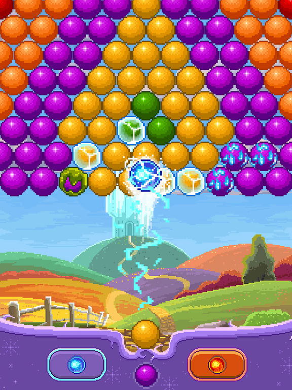 Bubble Wonderland screenshot 7