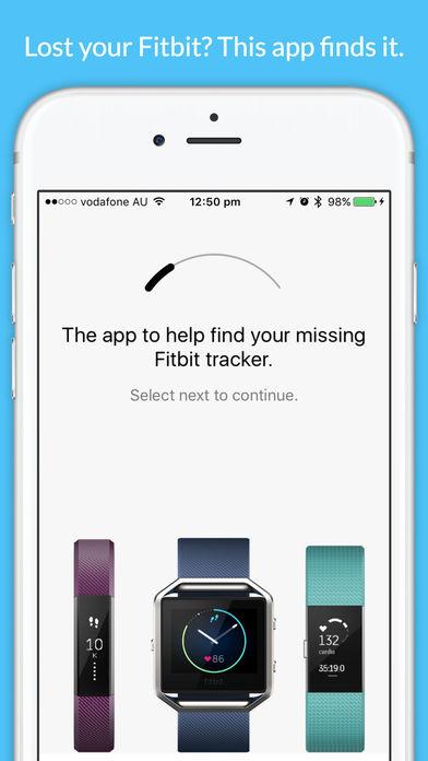 Finder for Fitbit Lite