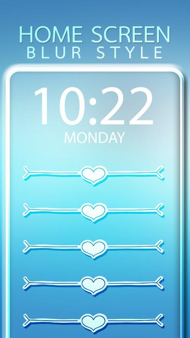 Home screen maker for blur wallpapers design pro app for House blueprint maker app