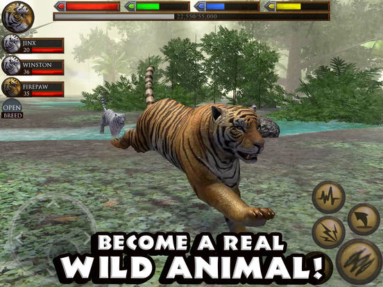 Ultimate Jungle Simulator screenshot 6